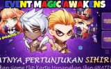 Skin Gratis Mobile Legends Dari Event Magic Awakens