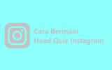 Cara Bermain Head Quiz Instagram/Tebak Gambar IG yang Sedang Viral !