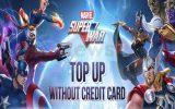Cara Top Up MSW (Marvel Super War)