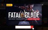 Cara Mendapatkan Topeng Gratis di Mode Fatal Blade Free Fire