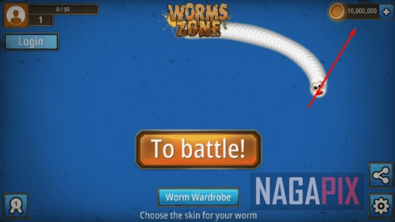 Worms Zone Io Mod Apk New Update 2020 Unlimited Coin