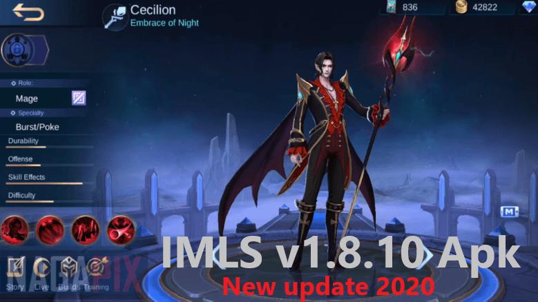 IMLS v1.8.10 Terbaru 2020 (Patch Cecilion) New Update !