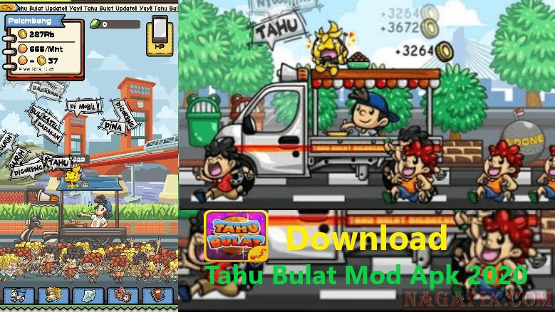 Download Tahu Bulat Mod Apk 2020 (Unlimited Money)