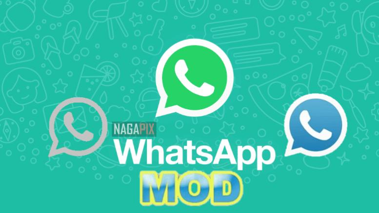 WhatsApp Mod Terbaru 2020 (Anti Banned & Transparan)