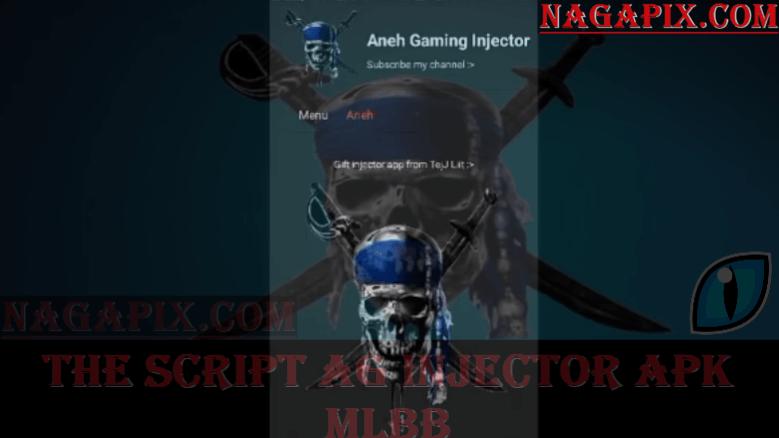 Download AG Injector Apk Unlock All Skin Mobile Legends