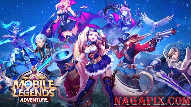 Download Mobile Legends Adventure Mod Apk (ML)