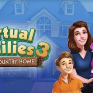 Virtual Families 3 Mod Apk Lengkap Tutorial Permainannya