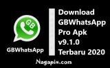 Download GBWhatsApp Pro Apk Terbaru 2020