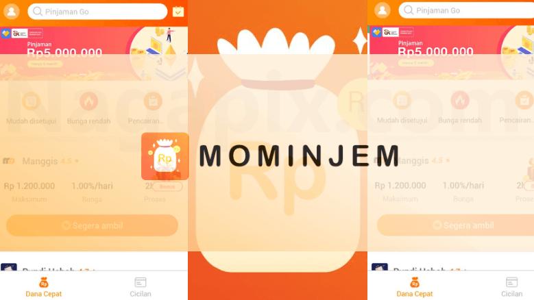 Mominjem Apk Pinjaman Online No Ribet Langsung Cair !