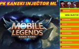 Kaneki ML Injector Apk - Item & Skin Mobile legends Gratis