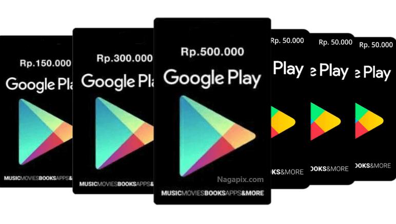 Kode Voucher Google Play Terbaru 2020 Gratis !