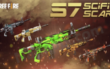Incubator Scar Titan FF Terbaru, Survivor Wajib Memilikinya
