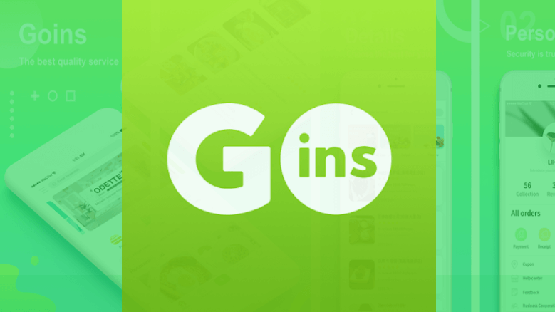 Download Goins Apk - Aplikasi Penghasil Uang & Pulsa