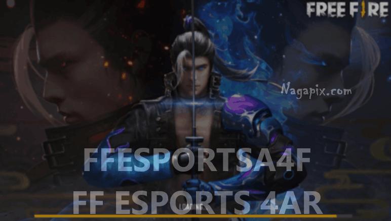 Ffesportsa4f Kode Redeem Free Fire 2020 - Ff esports 4ar