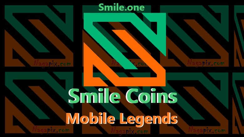 Smile Coins Mobile Legends (Smile.one) Top Up Termurah !