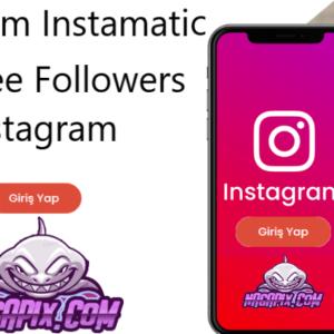 Instamatic xyz Login Free 1000+ Followers Intagram 2020
