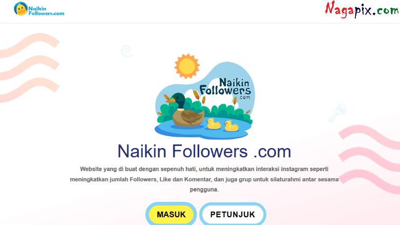 Naikinfollowers com - Free Auto Followers & Like Instagram