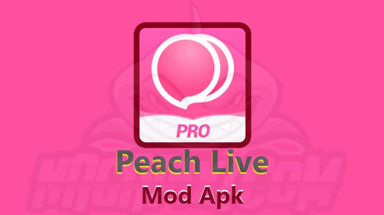 Peach Live Mod Apk Free Coins & Gift Terbaru 2020