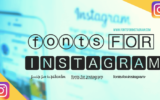 Fontsforinstagram com - Ubah Font Instagram Lebih Keren!
