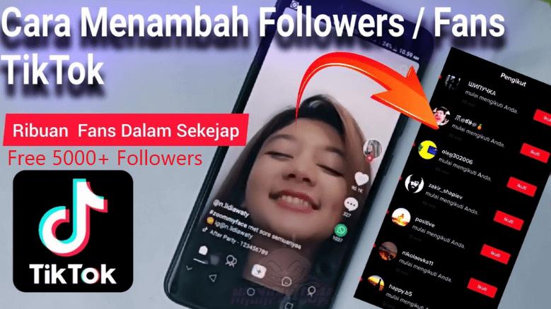 Freeliker Like TikTok Followers Get Free 5000+ Followers