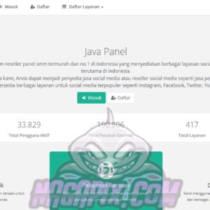 Javapanel com - Jasa Penambah Followers IG Gratis !