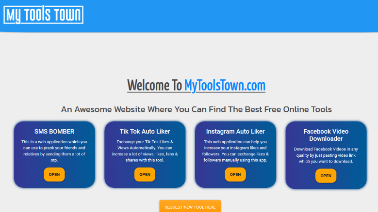 My Tools Town Login Free Followers On Instagram Works !