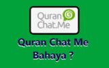 Quran Chat Me Bahaya ? Belajar Al Quran Melalui WA