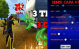 Sensi Capa FF v7 - Aplikasi Sensitivitas Free Fire Terbaru