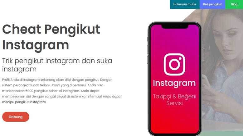 Takipcivar com Login Free 10K Followers Aktif Instagram