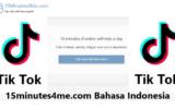 15minutes4me com - Test Depresi yang Lagi Viral di TikTok