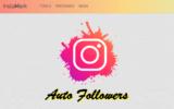 Bigtakip com Login Tools Online Auto Followers & Like IG