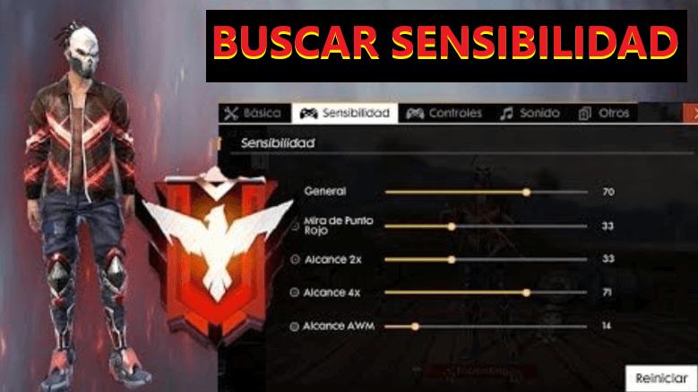 Buscar Sensibilidad Free Fire - Download Sensibilidade FF