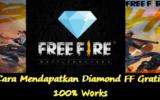 Cara Mendapatkan Diamond FF Gratis Aman & Works !