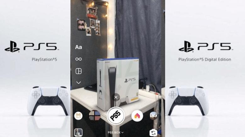 Aplikasi PS5 - Instagram Story PS5 Yang Sedang Viral !